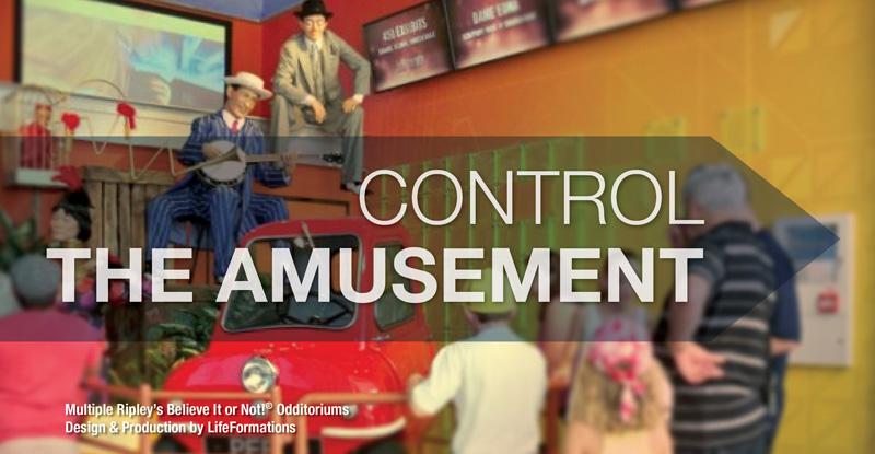 Control the Amusement