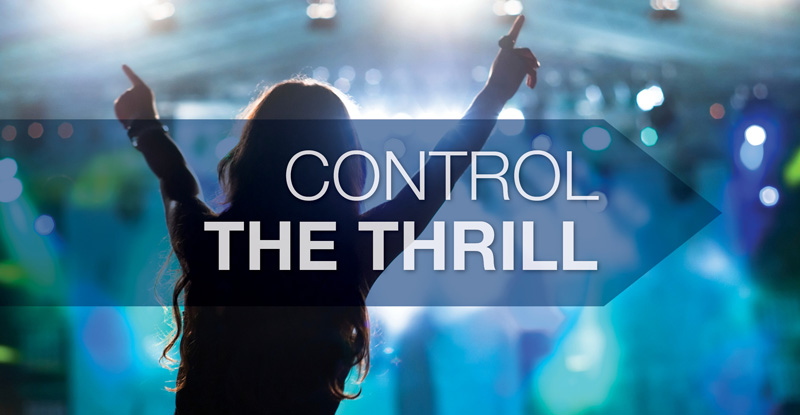 Control the Thrill
